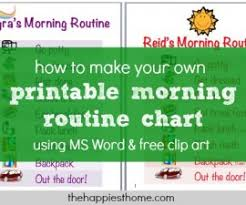 Morning Routine Printable Chart Cialis Discount Offers Online Licensed Drugstore