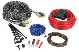 Scosche Kpa12ccsd 2-Channel Car Stereo Amplifier Wiring Kit - Walmart.com -  Walmart.com