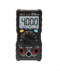 ZT-C2 Портативный цифровой <b>мультиметр</b> купить со склада ...