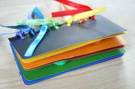 Książeczka do nauki kolorów | Niemowlęta i maluchy | prace plastyczne,  edukacyjne
