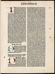 220px II Corinthians Bib Lat 1486 Bodleian Library 273