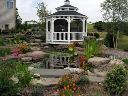 Interior Design Examples Living Room Chandelier Ideas Gazebo And Landscaping Around Koi Pond Home