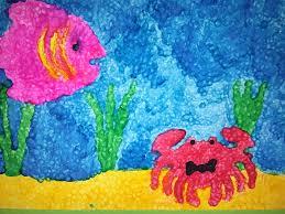 dfa art crab pointilism jpg