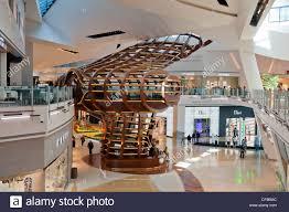 Designer Mall In Las Vegas Crystals Luxury Shopping Mall At Citycenter Paradise Las