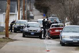 driver shot by police identified as cedar rapids car sman the gazette