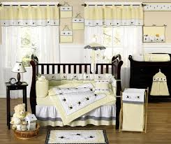 9 pc crib set