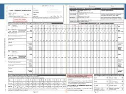 National Inpatient Medication Chart Ppt National Adult Clozapine Titration Chart Powerpoint