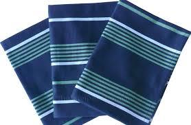 kitchen towel sets navy blue striped tea towels set of 3 tea towels kitchen towel kitchen towel