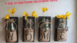 Top 10 Best Home Decoration Items || - YouTube