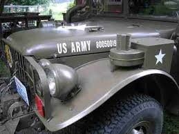 purchase used 53 dodge m37 military 3 4 ton truck nicely restored 53 dodge m37 military 3 4 ton truck nicely restored arctic top fresh paint decal
