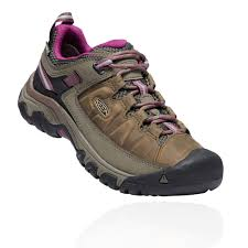 Keen Womens Shoe Size Chart Details About Keen Womens Targhee Iii Walking Shoes Brown Pink Sports Outdoors Trainers