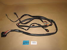 ski doo wiring harness in personal watercraft parts sea doo 2001 gtx di wiring harness rear electrical loom oem stern ground 951 02