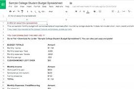 Budget Template Excel Download Spreadsheet Personal Monthly Budget Template Excel Household