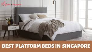 best platform beds in singapore