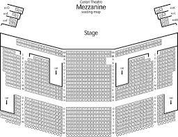 Ed Mirvish Theatre Maplets