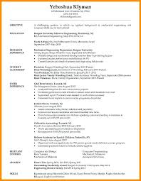 Cv Template Mechanical Engineer Together With Engineering Resume ...