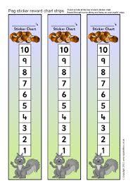 Download Reward Chart Printable Primary School Sticker Charts Sparklebox