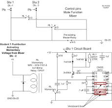 can 5vdc be used instead of 12vdc electronics forum circuits student push lockout relay review jpg