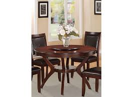 round dining table w lazy susan