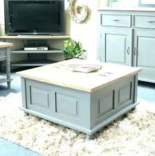 metal trunk coffee table old used tables wonderful style t