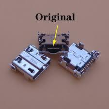Galaxy Lighting Repair Us 9 36 21 Off 100pcs Original Charging Port For Samsung Galaxy S4 I9500 Note 2 N7100 Micro Mini Usb Jack Socket Connector Dock Plug Repair In
