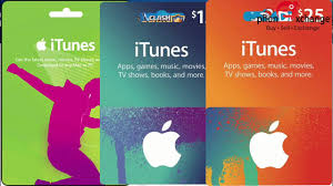 google play card itunes gift card now