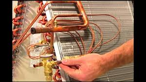 TR6 thermostatic expansion valve installations - YouTube