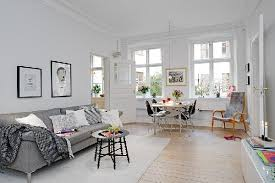 Scandinavian Apartment Decorated With Style