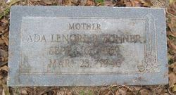 Ada Lenore Robinson Bonner (1867-1946) - Find A Grave Memorial