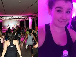 zumba s new non dance workout is totally diffe and i loved it