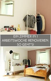 Zimmer Renovieren In 1 Woche Mit Alpina Lifestyle Wohnen Pinterest