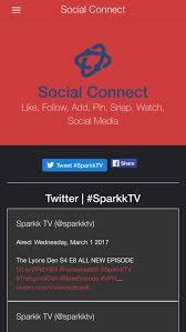 Sparkk TV - Official App by Aaron Bielert