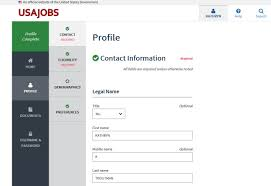 5 Secrets To The New Usajobs Applicant Pages The Resume Place