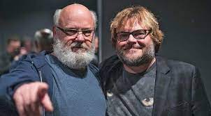 Jack Black and Kyle Glass - Rock And Roll Garage