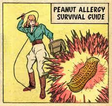 Peanut Allergy Survival 101 - When Peanuts Attack