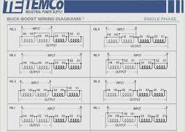 acme buck boost transformer wiring diagram fortable unique 208 vs