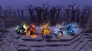 dota 2 the new journeyabout the gamedota is a competitive game