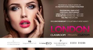 l2 total pro make up artist certificate