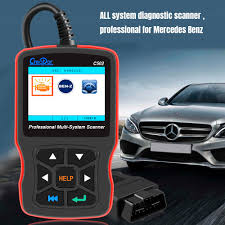 Mercedes C Class Engine Diagnostic Warning Light Newest Creator C502 Car Obd 2 Diagnostic Tool Full Systems