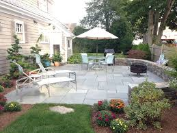 Kitchen Patio Traditional Patio With Outdoor Kitchen Fire Pit In Falmouth Ma