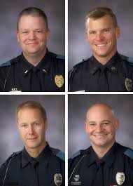 Mlive East Lansing com Promotes Four Police Department Officers -