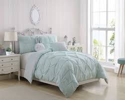 monica mint gray comforter set twin twin xl