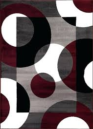 maroon gold area rugs s maroon and grey area rugs