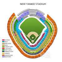 Yankees Tickets Seating Chart 3d View Picture 3d Yankee Stadium Seating Chart