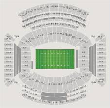 Alabama Seating Chart Bryant Denny Bryant Denny Stadium Seating Chart Info