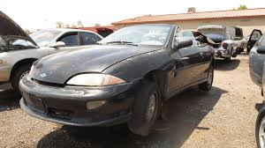 Junkyard Find: 1998 Chevrolet Cavalier Z24 Convertible - The Truth ...