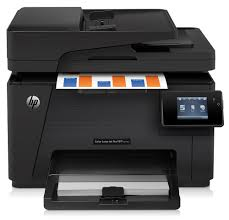 Hp Color Laserjet Pro Mfp M177fw Colour Laserll L
