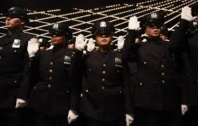 New York City Police Department Organizational Chart Crime In New York City Plunges To A Level Not Seen Since The