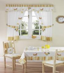 Kitchen Curtains With Grapes Curtains For Kitchen Windows White Flowers Kitchen Valance