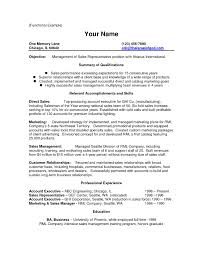 Account Manager Resume Template Best Of Bunch Ideas Amusing Retail